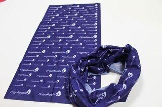 Tube scarf with logos Frigoroads