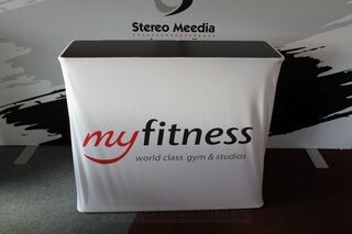 MyFitness advertising table