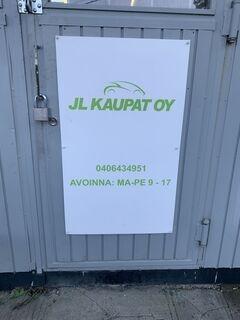 Infokyltti JL Kaupat