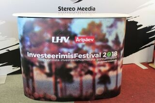 Esitluslaud Investeerimisfestival 2018