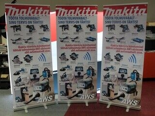 Roll up Makita
