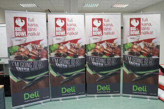 Roll up Classic 850x2000